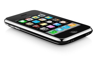 iPhone 3GS in Black