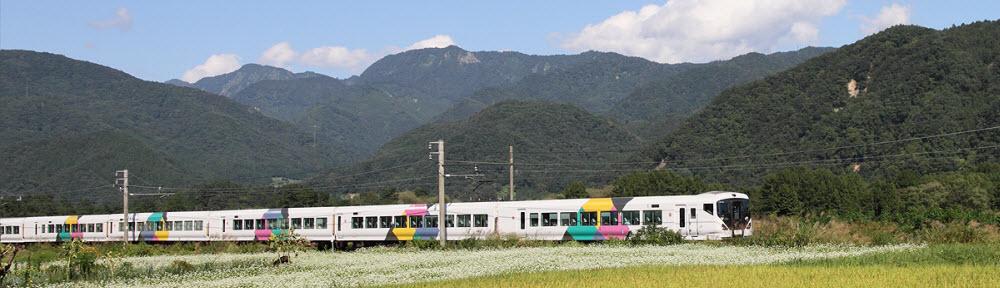 JR East E257 Series Azusa