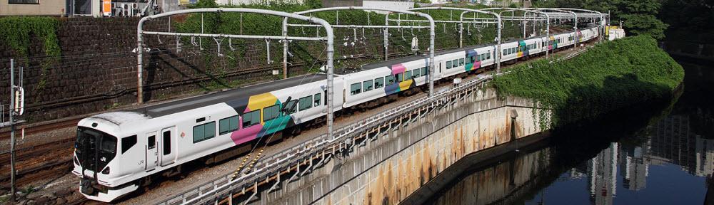 JR East E257 Series Azusa/Kaiji