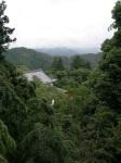 Above Kurama-dera