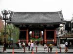 Asakusa - Kaminarimon Gate