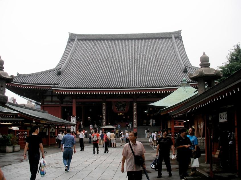 Asakusa - Senso-ji Temple