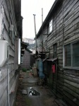Back Alleys of Hakodate