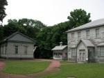 Botanical Gardens - Old Museum Buildings