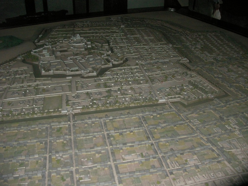 Castle Town Model