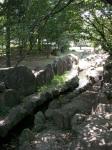 City park stream