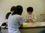 Classroom origami practice