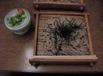 Delicious Soba Lunch with Yohei