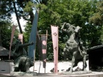 Famous One-on-One Fight at 4th Kawanakajima