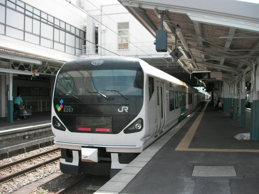 Front of the Train