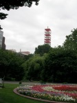 Gardens and TV Tower