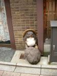 Gion District Tanuki-san