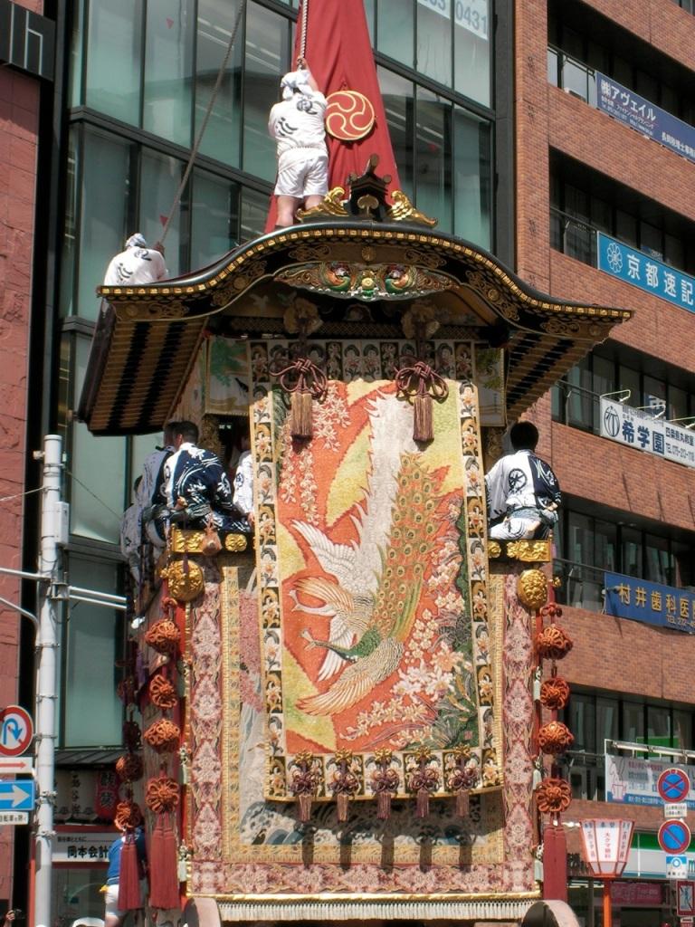 Gion Matsuri Tapestry