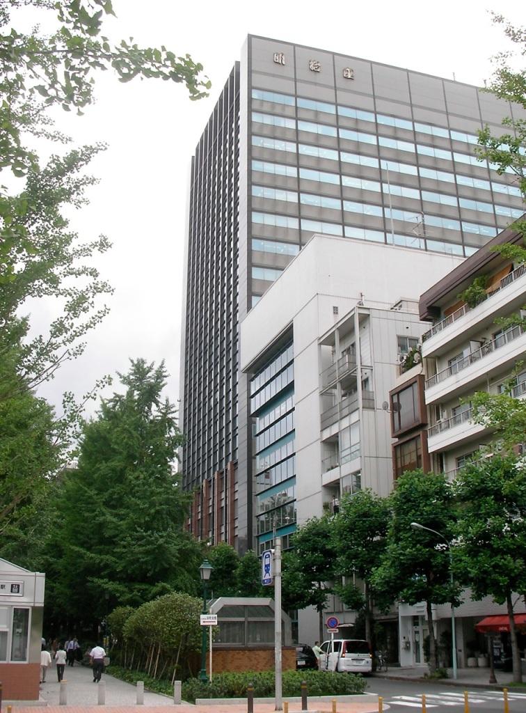 Hamacho - Building Housing Amgen Offices