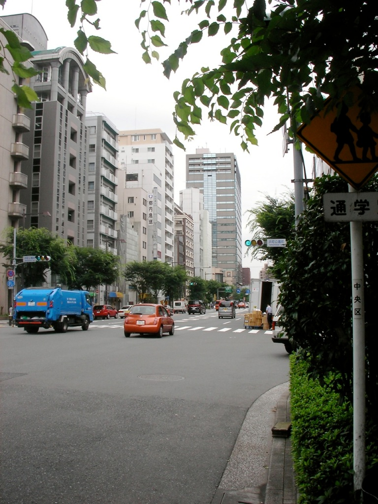 Hamacho - Near the Amgen Office