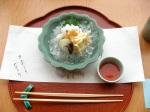 Hankyu Restaurant - Course 3: Vegetables on Ice