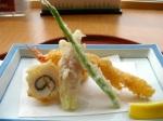 Hankyu Restaurant - Course 4: Beautiful Tempura