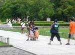 Happy Family - Peace Memorial Park
