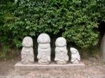 Happy Jizo-san, Arashiyama