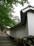 Himeji Castle Entry passage