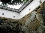 Himeji Castle Fighting Wall