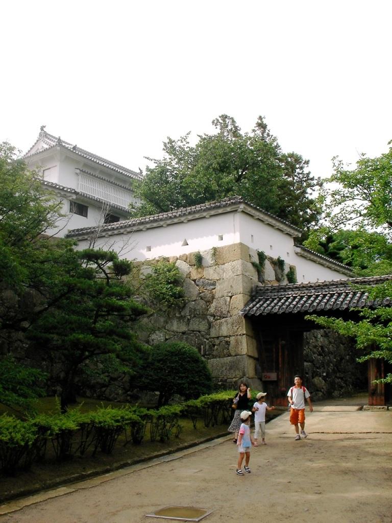 Himeji Castle Gate House