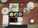 Hiroshima Ryokan Breakfast