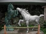 Horse Statues, Kibune-jinja