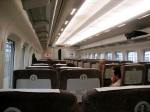 "Inside a Shinkansen 300 Series ""Hikari"""