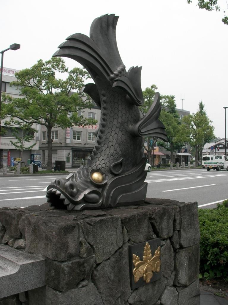 Interesting Street Art - Fish
