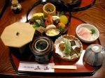 Japanese-style lunch (Before)