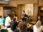 Japanese-style lunch