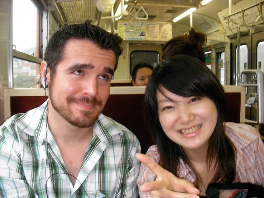 Jeremiah & Rika-san