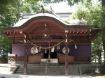 Kawanakajima Shrine
