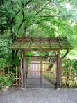 Kinkaku-ji Garden Gate