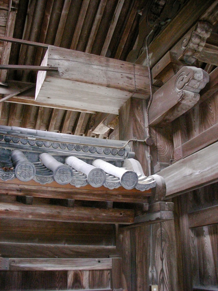 Kinkaku-ji Gatehouse Detail