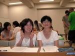 Kishi-sensei and Ikushima-sensei