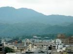 Kyoto from Hankyu Restaurant