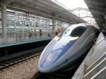 """Kyoto Station Shinkansen 500 """"Nozomi"""""""