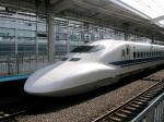 """Kyoto Station Shinkansen 700 """"Nozomi"""""""