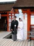 Lucky wedding couple!