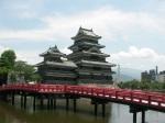 Matsumoto-Jo Castle and Bridge