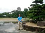 Me at Himeji Castle