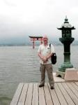 Me at Miyajima