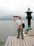 Me at Miyajima