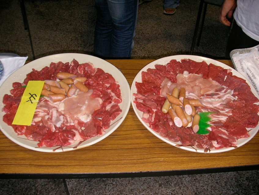 Meat, meat, meat - gimme some meat!