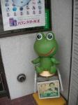 Mr. Frog-san