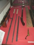 Musket Making Exhibit