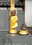 Nagano - Buddha & Friend