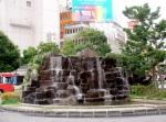 Nagano Station Fountain